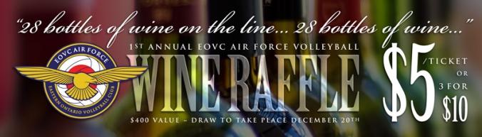 2014 wine raffle